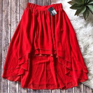 UO High Low Skirt